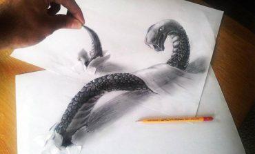 Galeri: Ramon Bruin'in kaleminden çok gerçekçi üç boyutlu çizimler
