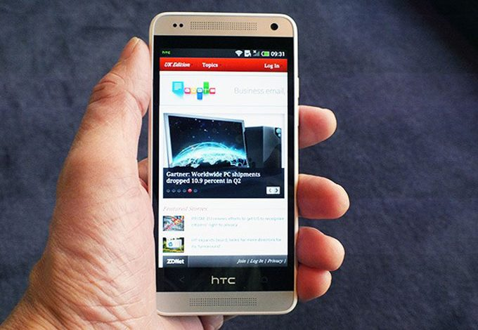 HTC One Mini'ye Android 4.3 ve Sense 5.5 müjdesi