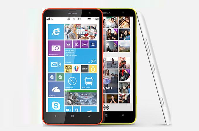 Nokia'nın ikinci phableti bugün Çin'de sunuluyor
