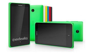 Android'li Nokia telefonu tekrar sızdı