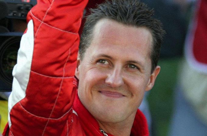 Michael Schumacher komaya girdi