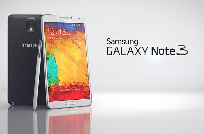 Galaxy Note 3, iki ayda ne kadar sattı?