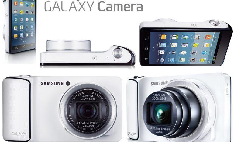 Samsung'un yeni Galaxy kamerasına hazır olun