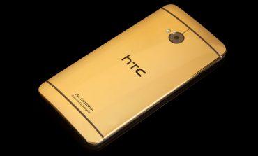 HTC'den 24 ayar altın One M8 hediyesi!