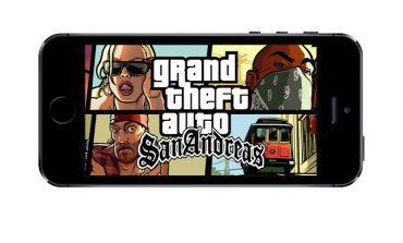 GTA: San Andreas iOS cihazlara geldi