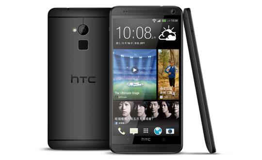 HTC One Max'in siyah renkli modeli duyuruldu