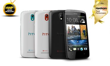 HTC Desire 500 video inceleme