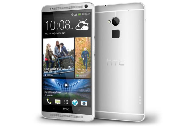 HTC One Max, Vodafone ve teknoloji marketlerde
