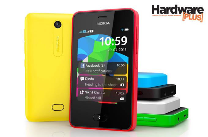 Üç kişiye Nokia Asha 501 hediye ediyoruz!