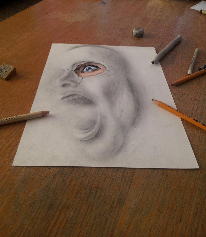 Как сделать прикольный рисунок