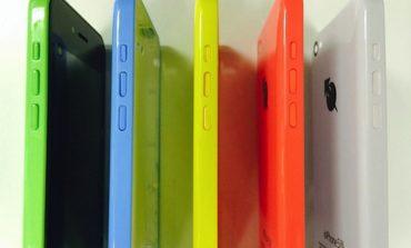 Android işletim sistemli iPhone 5C