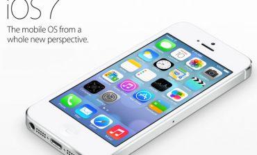 iOS 7 kullanımı yüzde 78'e ulaştı