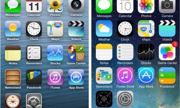 iOS 7 için iOS 6 teması