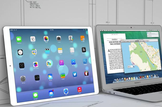 12.9 inç'lik Apple iPad için hazır olun