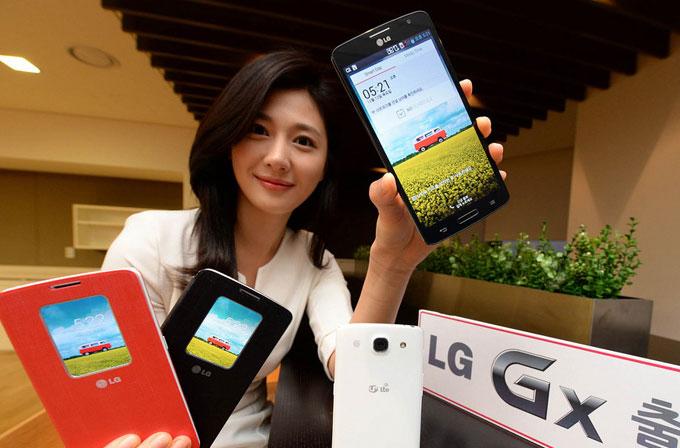 LG Gx resmi olarak duyuruldu