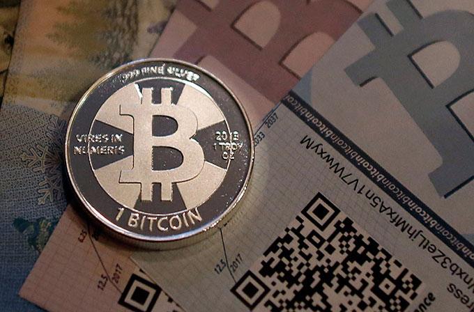 Bitcoin'den sert düşüş!