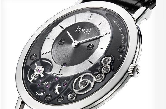 Dünyanın en ince mekanik saati satışa çıkıyor