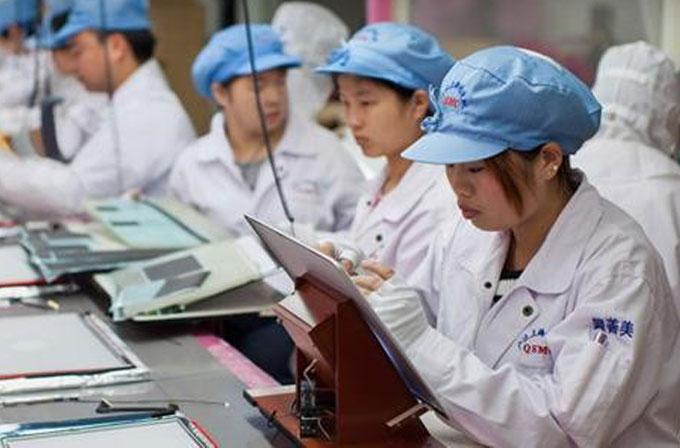 Çin'deki iPhone fabrikasında 4 ölü!