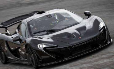 McLaren, araç silecekleri yerine ultrasonik kuvvet alanı kullanabilir!