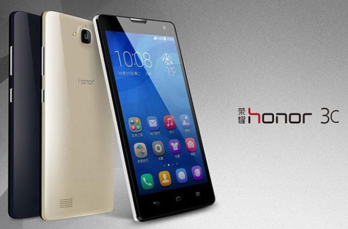 Huawei Honor 3C, ön sipariş rekoru kırdı