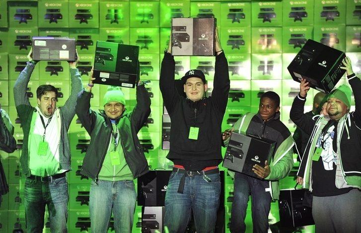 Microsoft'tan Xbox One satış rakamları geldi