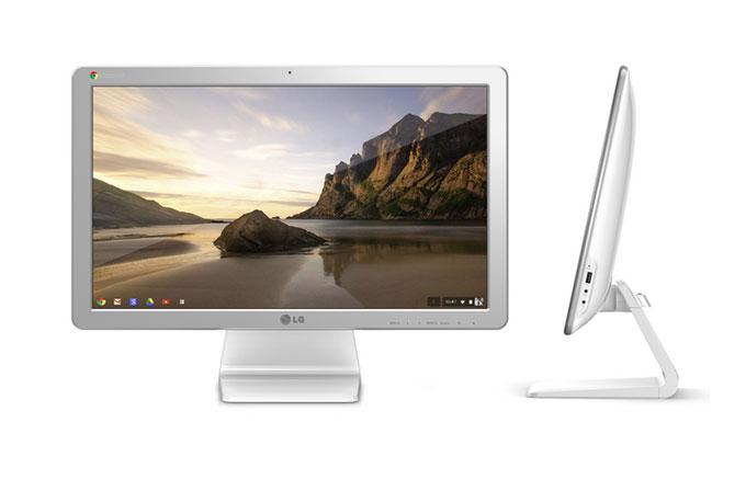 LG'den ilk Chrome işletim sistemli AIO bilgisayar