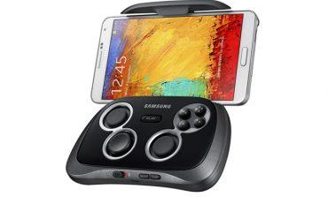 Samsung'tan akıllı telefonlar için oyun kontrolörü