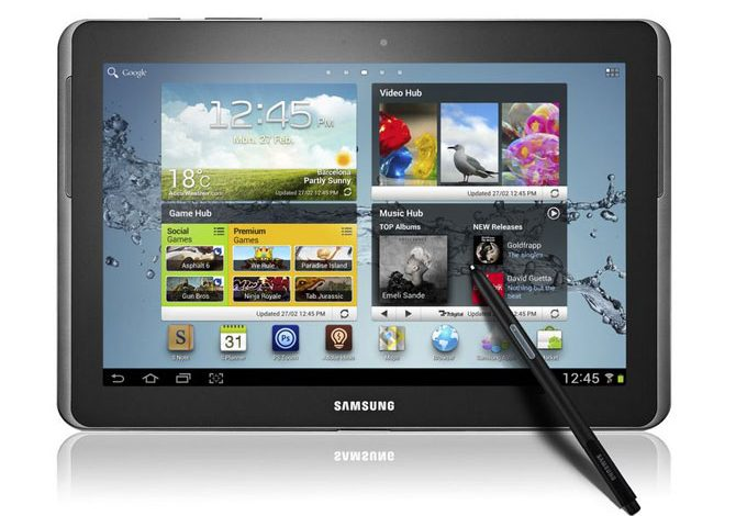 Samsung Galaxy Note Pro 12.2 detaylandı