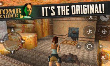 Orijinal Tomb Raider iOS'a geldi!