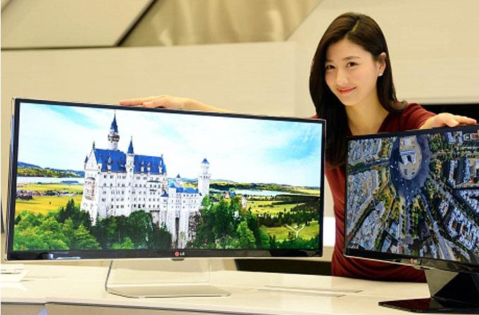 LG'den 32inç ultra geniş IPS ekran