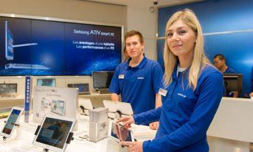 Apple'ın mağaza tasarımcısı Samsung'a geçti!