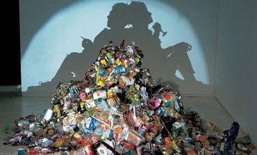 Galeri: Çöplerden oluşturulan inanılmaz detaylı gölgeler