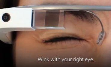 Google Glass'a göz kırpmayla fotoğraf çekme özelliği geldi