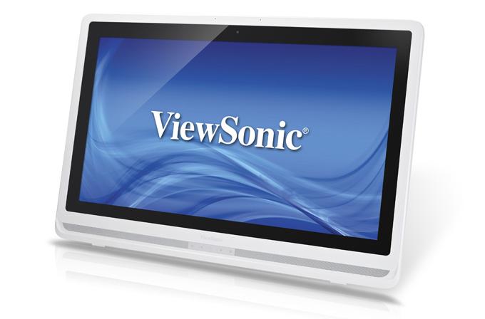 İş dünyasına özel, Citrix destekli tablet monitör: ViewSonic SDA245