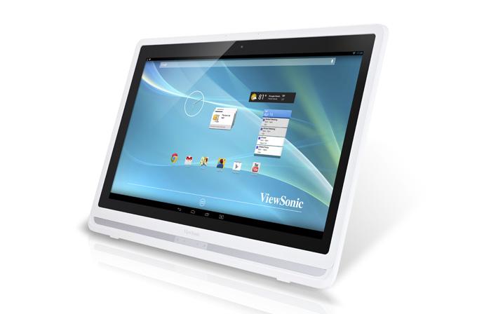 Viewsonic'ten Android işletim sistemli dokunmatik monitör