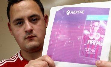 450£ verdi, Xbox One'ın resmini satın aldı