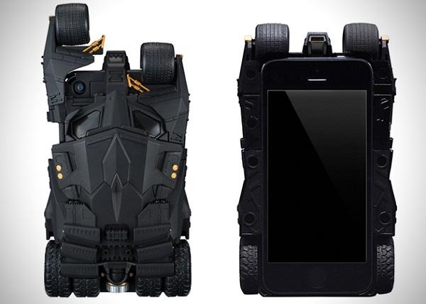 Batman hayranlarına özel iPhone kılıfı