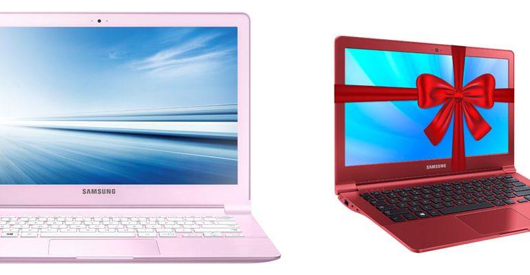 Samsung ATIV BOOK 9 LITE, sevgiliye özel yeni renklere büründü