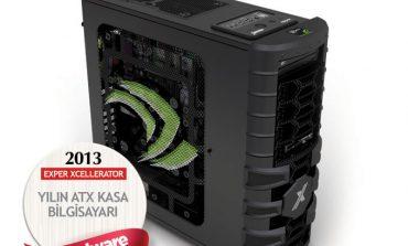 2013'ün en iyi ATX kasa bilgisayarı: Exper Xcellerator