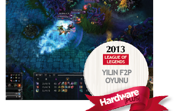 2013'ün en iyi f2p oyunu: League of Legends