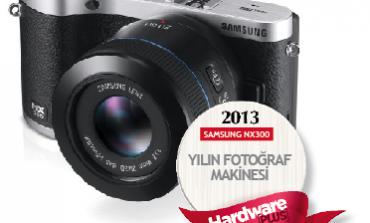 2013'ün en iyi fotoğraf makinesi: Samsung NX300