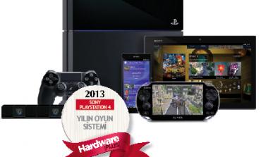 2013'ün en iyi oyun sistemi: Sony Playstation 4