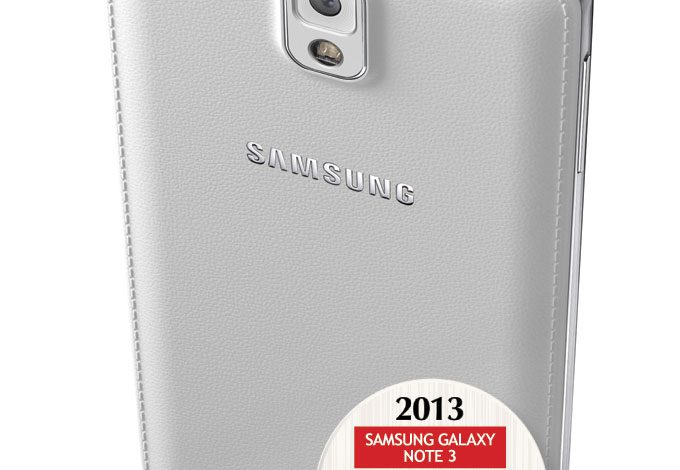 2013'ün en iyi phableti: Samsung Galaxy Note 3