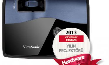 2013'ün en iyi projektörü: Viewsonic PRO9000