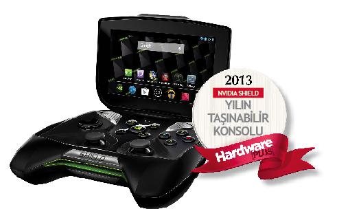 2013'ün en iyi taşınabilir konsolu: NVIDIA Shield
