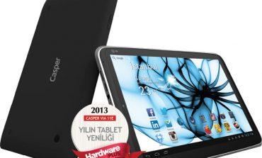 2013'ün en iyi tablet yeniliği: Casper VIA 11E
