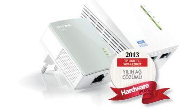 2013'ün en iyi ağ çözümü: TP LINK TLWPA4220KIT