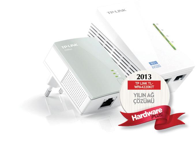 Hardwareplus-2013-un-ağ-çözümü-TP-Link-TL-WPA4220KIT
