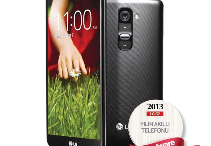 2013'ün en iyi akıllı telefonu: LG G2