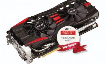2013'ün en iyi ekran kartı: ASUS GTX 780 TI DIRECTCU II